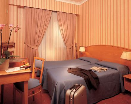 Visit Rome Fiumicino and stay at the Best Western Hotel Rome Airport
