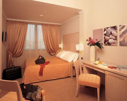 Looking for service and hospitality for your stay in Rome Fiumicino? book/reserve a room at the Best Western Hotel Rome Airport