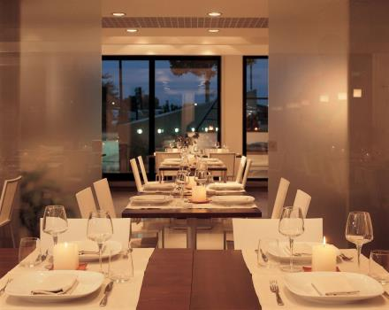Looking for a hotel in Rome Fiumicino with a great restaurant? Book at the Best Western Hotel Rome Airport